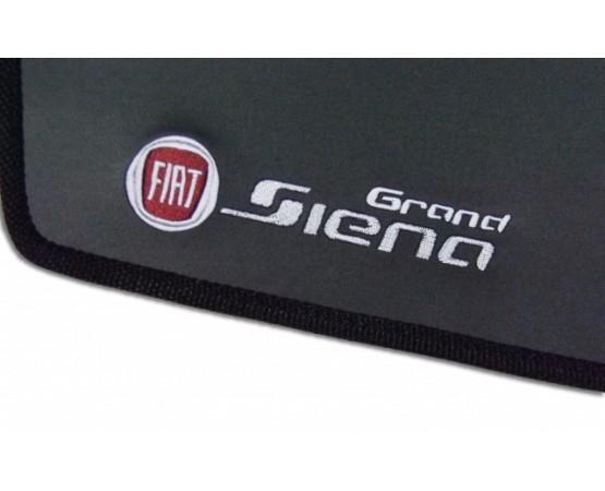 Tapete Fiat Grand Siena Borracha (Alfabetoauto) por alfabetoauto.com.br