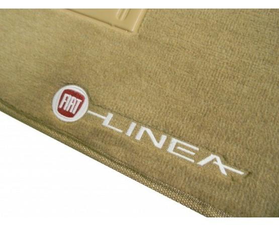 Tapete Fiat Linea Luxo (Alfabetoauto) por alfabetoauto.com.br