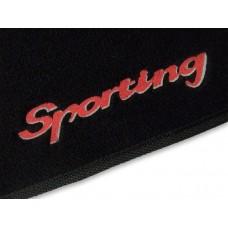 Tapete Fiat Stilo Sporting Luxo