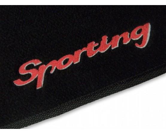 Tapete Fiat Stilo Sporting Luxo (Alfabetoauto) por alfabetoauto.com.br