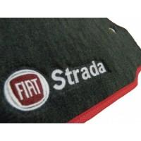 Tapete Fiat Strada Cabine Estendida Luxo