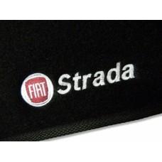 Tapete Fiat Strada Cabine Simples Luxo