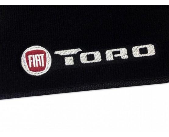 Tapete Fiat Toro Luxo (Alfabetoauto) por alfabetoauto.com.br
