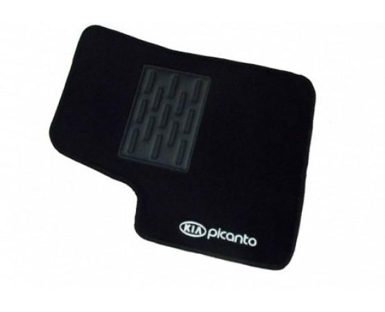 Tapete Kia Picanto Luxo (Alfabetoauto) por alfabetoauto.com.br