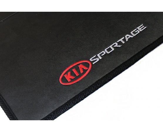 Tapete Kia Sportage Borracha (Alfabetoauto) por alfabetoauto.com.br