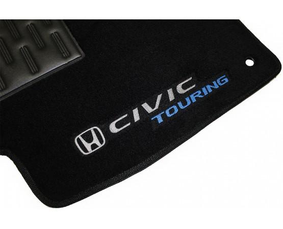 Tapete Honda Civic G10 Touring Luxo (Alfabetoauto) por alfabetoauto.com.br