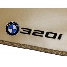 Tapete BMW 320i Traseiro Inteiriço Borracha