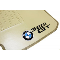 Tapete BMW 320i Gt Traseiro Inteiriço Borracha