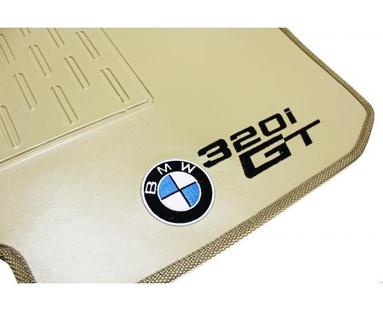 Tapete BMW 320i Gt Traseiro Inteiriço Borracha (Alfabetoauto) por alfabetoauto.com.br