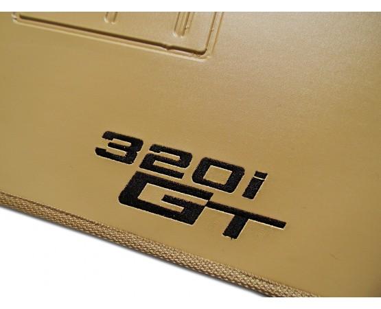 Tapete BMW 320i Gt Borracha (Alfabetoauto) por alfabetoauto.com.br