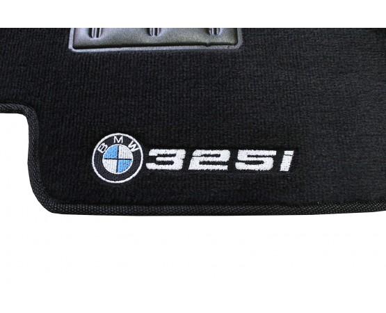 Tapete BMW 325i Luxo (Alfabetoauto) por alfabetoauto.com.br