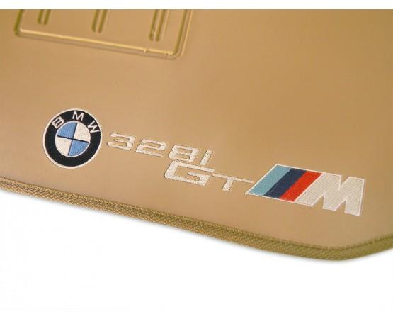 Tapete BMW 328i Gt Borracha (Alfabetoauto) por alfabetoauto.com.br