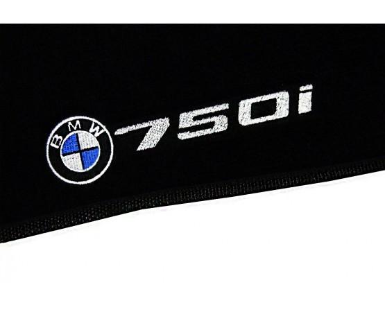 Tapete BMW 750 I Luxo (Alfabetoauto) por alfabetoauto.com.br
