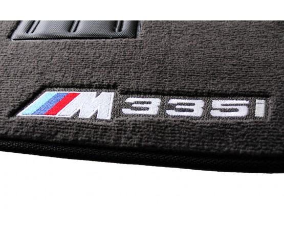Tapete BMW 3M Luxo (Alfabetoauto) por alfabetoauto.com.br