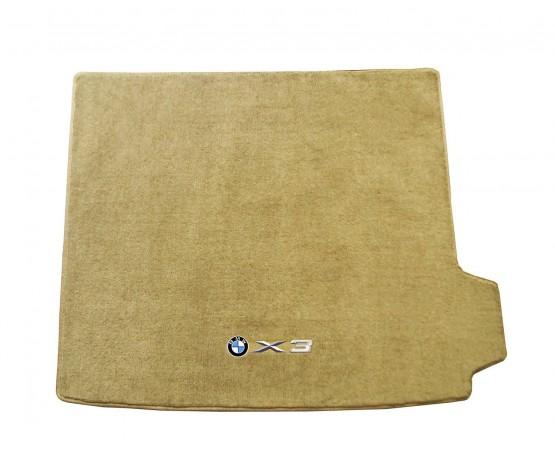 Tapete Porta Malas BMW X3 Luxo (Alfabetoauto) por alfabetoauto.com.br