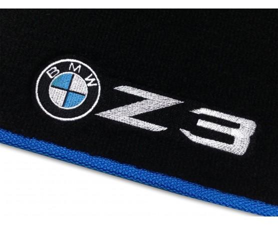 Tapete BMW Z3 Luxo (Alfabetoauto) por alfabetoauto.com.br