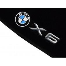 Tapete BMW X6 Traseiro Inteiriço Luxo