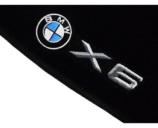 Tapete BMW X6 Traseiro Inteiriço Luxo (Alfabetoauto) por alfabetoauto.com.br