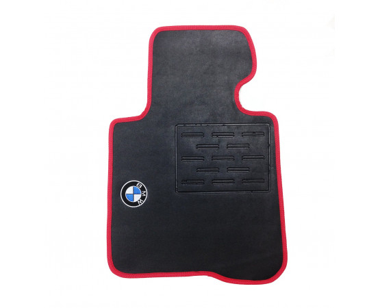 Tapete BMW 428i Borracha (Alfabetoauto) por alfabetoauto.com.br