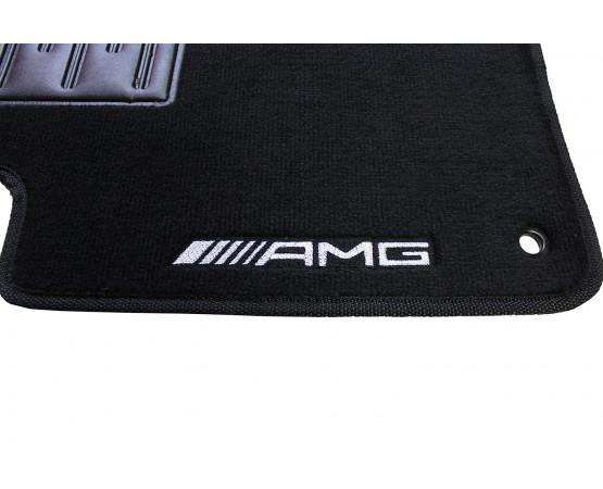 Tapete Mercedes Benz ML 63 AMG Luxo (Alfabetoauto) por alfabetoauto.com.br