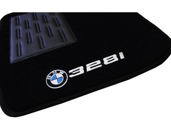 Tapete BMW 328i Traseiro Inteiriço Luxo