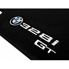 Tapete BMW 328i Gt Traseiro Inteiriço Luxo