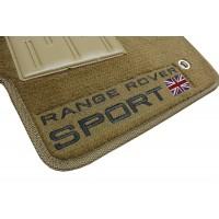 Tapete Land Rover Range Rover Sport A Partir De 2014 Traseiro Inteiriço Luxo
