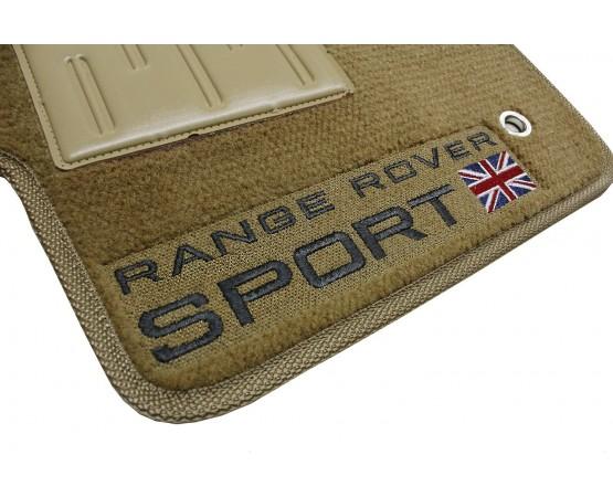 Tapete Land Rover Range Rover Sport A Partir De 2014 Traseiro Inteiriço Luxo (Alfabetoauto) por alfabetoauto.com.br
