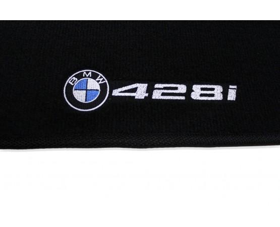 Tapete BMW 428i Luxo (Alfabetoauto) por alfabetoauto.com.br