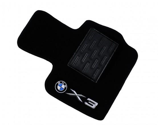 Tapete BMW X3 Traseiro Inteiriço Luxo (Alfabetoauto) por alfabetoauto.com.br