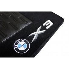 Tapete BMW X3 Traseiro Inteiriço Luxo