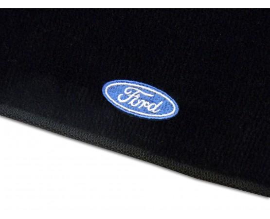 Tapete Ford F250 Cabine Simples Luxo (Alfabetoauto) por alfabetoauto.com.br
