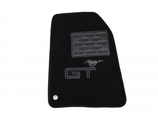 Tapete Ford Mustang Gt Luxo (Alfabetoauto) por alfabetoauto.com.br
