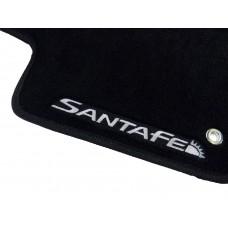 Tapete Hyundai Santa Fe Traseiro Inteiriço Luxo