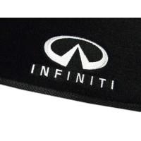 Tapete Infiniti FX35 Traseiro Inteiriço Luxo
