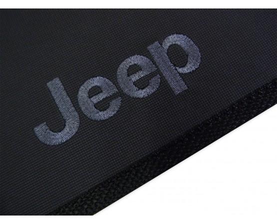 Tapete Jeep Cherokee Antigo Borracha (Alfabetoauto) por alfabetoauto.com.br
