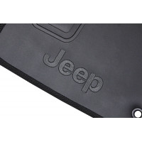 Tapete Jeep Compass Borracha
