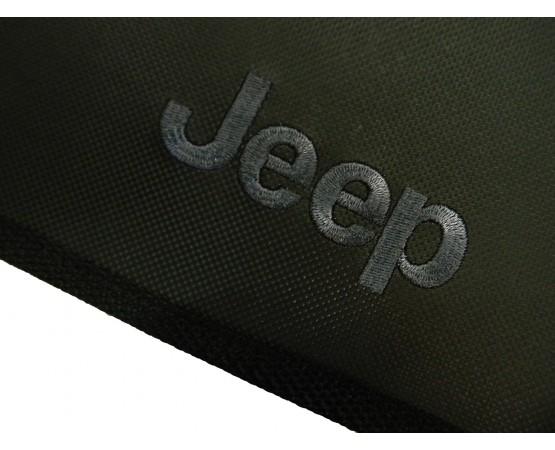 Tapete Jeep Grand Cherokee Borracha (Alfabetoauto) por alfabetoauto.com.br