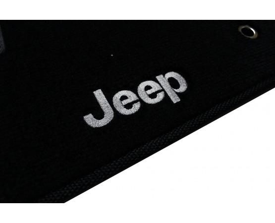 Tapete Jeep Grand Cherokee Traseiro Inteiriço Luxo (Alfabetoauto) por alfabetoauto.com.br