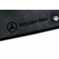 Tapete Mercedes Benz Classe GLK Traseiro Inteiriço Borracha