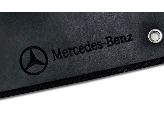 Tapete Mercedes Benz Classe GLK Traseiro Inteiriço Borracha (Alfabetoauto) por alfabetoauto.com.br