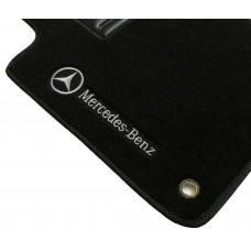 Tapete Mercedes Benz Classe ML Traseiro Inteiriço Luxo