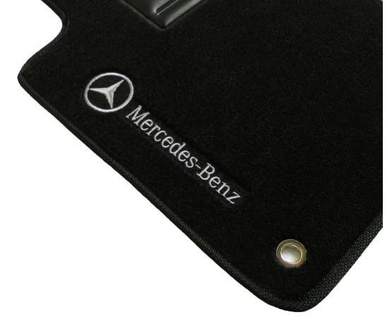 Tapete Mercedes Benz Classe ML Traseiro Inteiriço Luxo (Alfabetoauto) por alfabetoauto.com.br