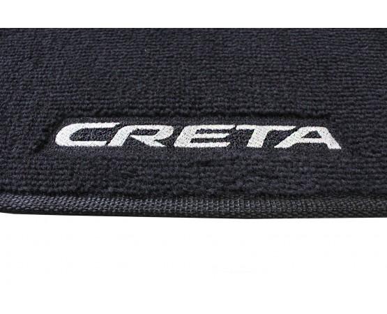 Tapete Hyundai Creta Traseiro Inteiriço Luxo (Alfabetoauto) por alfabetoauto.com.br
