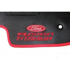 Tapete Ford Fusion Titanium Borracha
