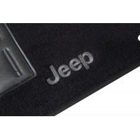 Tapete Jeep Wrangler Preto Luxo