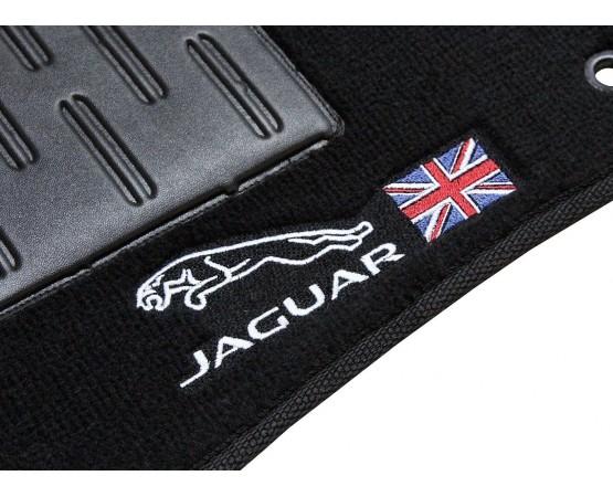 Tapete Jaguar F-PACE Preto Luxo (Alfabetoauto) por alfabetoauto.com.br