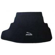 Tapete Porta Malas Jaguar XE 2015 À 2017 Preto Luxo