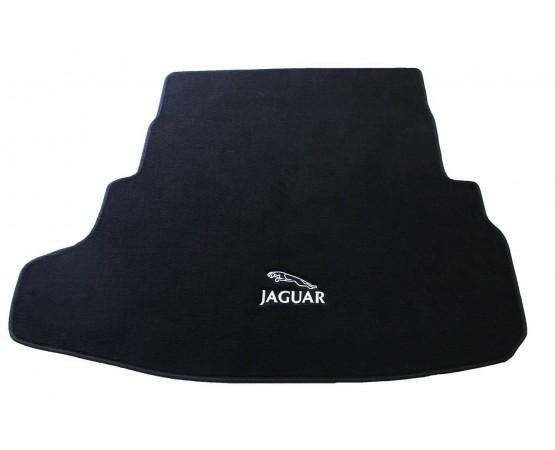 Tapete Porta Malas Jaguar XE 2015 À 2017 Preto Luxo (Alfabetoauto) por alfabetoauto.com.br