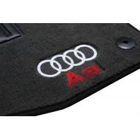 Tapete Audi A3 Chumbo Luxo